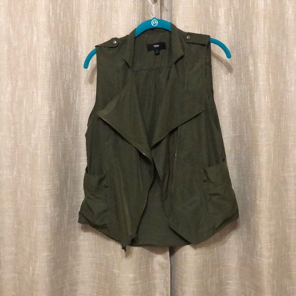 Missoni for Target Jackets & Blazers - Army green vest